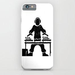 DJ iPhone Case