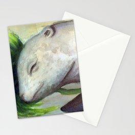 Sunbathing Seal Stationery Cards