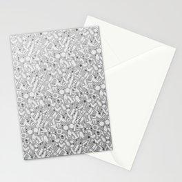 NSFW Kinky S&M Pattern Stationery Cards