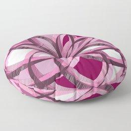 Portland Pink Floor Pillow