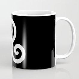 Triskele 10 -triskelion,triquètre,triscèle,spiral,celtic,Trisquelión,rotational Coffee Mug