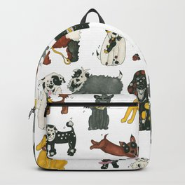 Resce Dogs Backpack