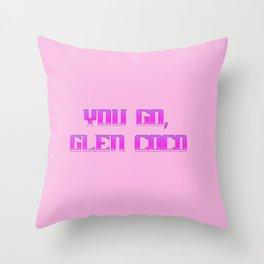 Glen Coco Throw Pillow