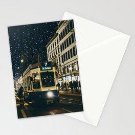 Zurich Tram Stationery Cards