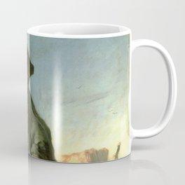 """Jean-François Millet """"The Sower"""" Coffee Mug"""