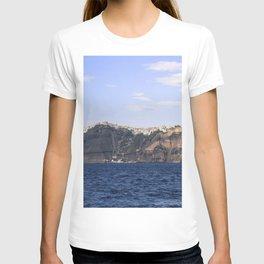 Santorini, Greece 17 T-shirt