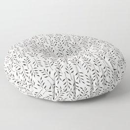 Botanical Mellow Smaller Pattern Floor Pillow