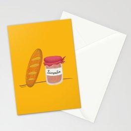 Pane & Simpatia Stationery Cards