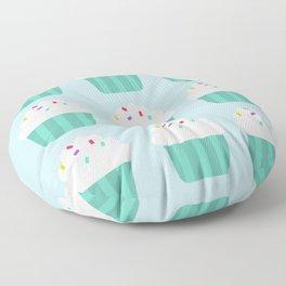 Cupcake Floor Pillow