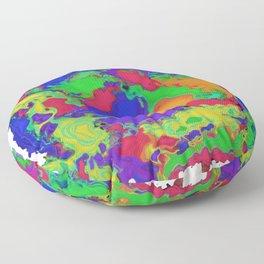 A gentle stir Floor Pillow