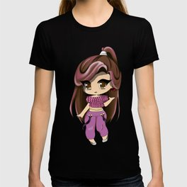 Chibi - BLINK Inspired Ice Cream Video Outfit - Jennie  T-shirt