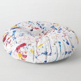 Exhilaration #2 (Landscape) Floor Pillow