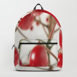 Scarlet Berry Backpack