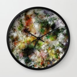 Ghost story Wall Clock