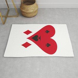 L O V E  by Frankenberg Rug