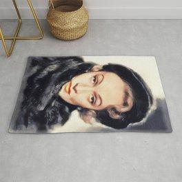 Marlene Dietrich, Hollywood Legend Rug