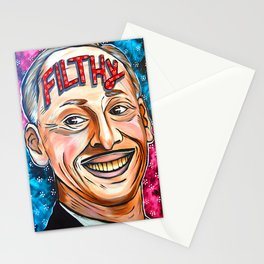 John Waters, Filthy  Stationery Cards