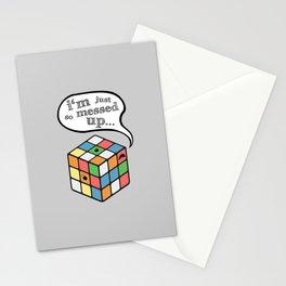 Muddled Stationery Cards
