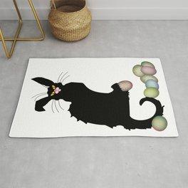 Le Chat Noir - Easter Rug