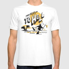 One Way Tickets T-shirt