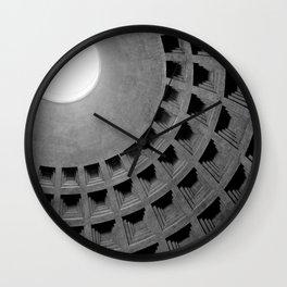 The eye of Rome Wall Clock