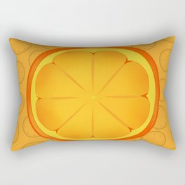 CIT x RUS Rectangular Pillow
