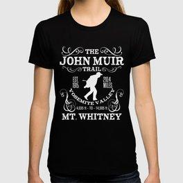 JMT, The John Muir Trail T-shirt
