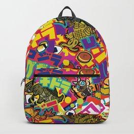 Kaiju Graffiti Backpack