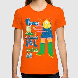 Belarusian proverb #8 T-shirt