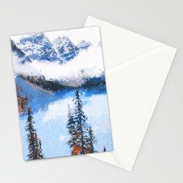 Canada, Moraine Lake Stationery Cards