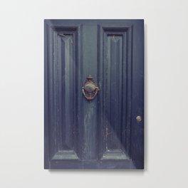 The Door No. 2 Metal Print