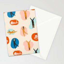 Hey, girls! Stationery Cards