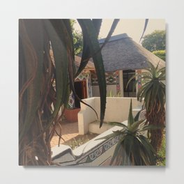 #Photo188 #209 This is #Africa / Talking #Business and #Dreams for Africa, in Africa Metal Print