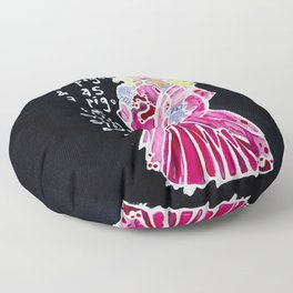 Miss Piggy Floor Pillow