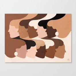 Togetherness Canvas Print