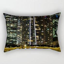 A Ripple of Water Rectangular Pillow