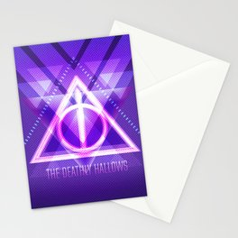 Neon Hallows Stationery Cards