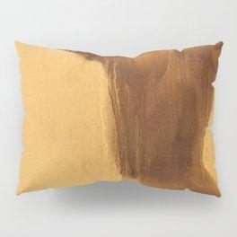 Golden Pillow Sham