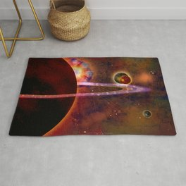 TWO MOONS - 336 Rug
