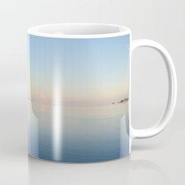 Reflections upon Micronesia's oceans Coffee Mug