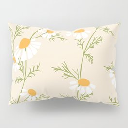 Chamomile Collection - Tea Time Pillow Sham