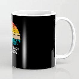 MAXWELL BEACH BARBADOS Coffee Mug