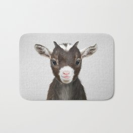 Baby Goat - Colorful Bath Mat