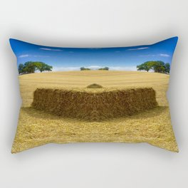 The Harvest Altar Rectangular Pillow