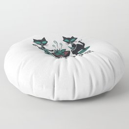 How to Grill a Mockingbird Floor Pillow
