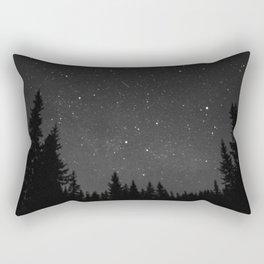 a speck of dust Rectangular Pillow