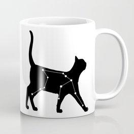 Aquarius Cat Coffee Mug