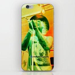 AMERICAN AUTHORS - ZAC BARNETT  iPhone Skin
