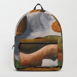 Arthur Dove Goat Backpack
