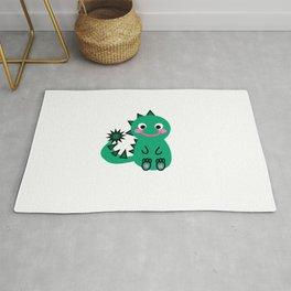 Cute Baby Dino Rug
